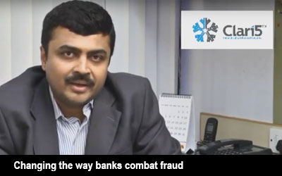 Changing how banks combat fraud