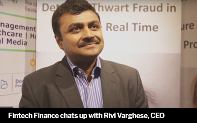 Fintech Finance chats up with Rivi Varghese, CEO