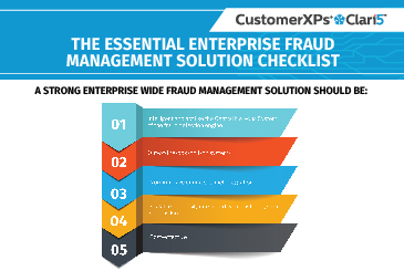 The Essential Enterprise Fraud Management Solution Checklist
