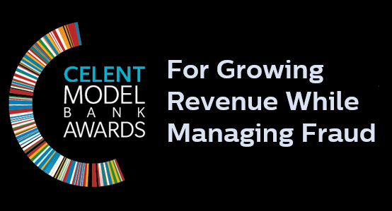 IndusInd Bank Wins Celent Model Bank of the Year Award For Growing Revenue While Managing Fraud; Endorsement of Clari5's 'Yin & Yang' Approach to Fraud Management and Cross-sell