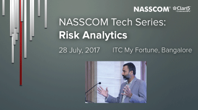 NASSCOM Tech Series: Risk Analytics