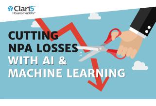 Cutting NPA Losses with AI & Machine Learning