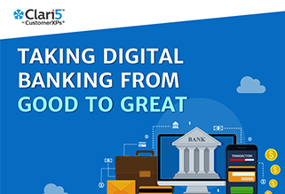 Taking Digital Banking from Good to Great
