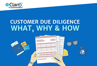 Customer Due Diligence: What, Why & How?