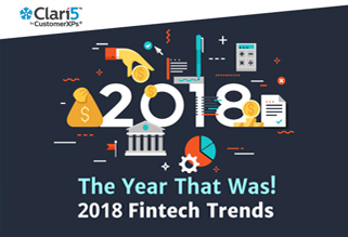 The Year That Was! 2018 Fintech Trends