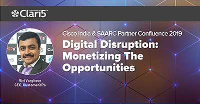 Cisco India & SAARC Partner Confluence 2019