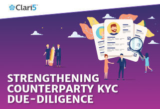 Strengthening Counterparty KYC Due Diligence